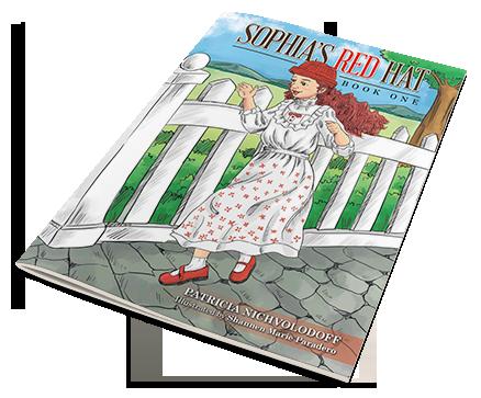 sophia_bookflat